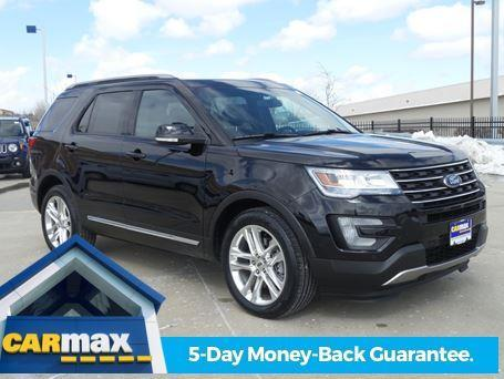 2016 ford explorer xlt awd xlt 4dr suv for sale in des moines iowa classified. Black Bedroom Furniture Sets. Home Design Ideas