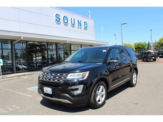 2016 ford explorer xlt awd xlt 4dr suv for sale in renton washington classified. Black Bedroom Furniture Sets. Home Design Ideas