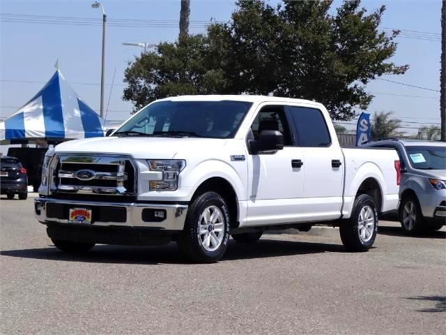 2016 Ford F-150 King Ranch 4x2 King Ranch 4dr SuperCrew