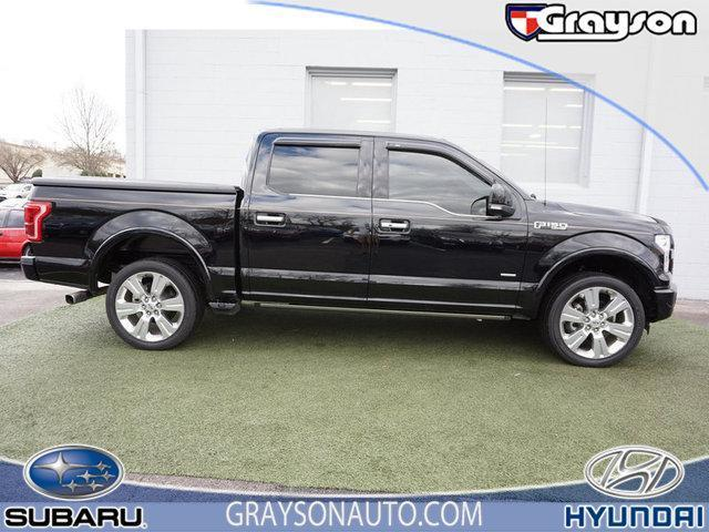 2016 ford f 150 king ranch 4x4 king ranch 4dr supercrew 5 5 ft sb for sale in knoxville. Black Bedroom Furniture Sets. Home Design Ideas