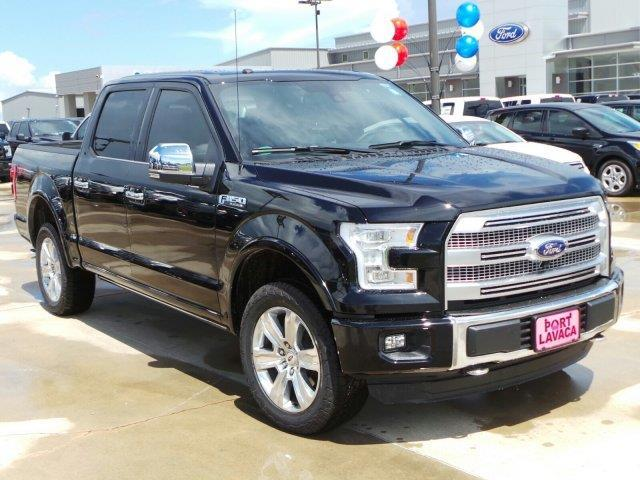 2016 Ford F-150 King Ranch 4x4 King Ranch 4dr SuperCrew 5