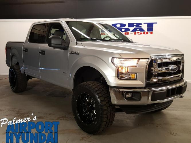 2016 Ford F-150 King Ranch 4x4 King Ranch 4dr SuperCrew