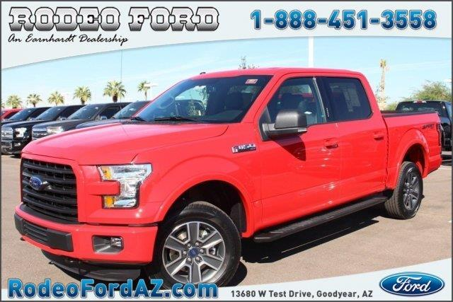 2016 ford f 150 king ranch 4x4 king ranch 4dr supercrew 5 5 ft sb for sale in goodyear arizona. Black Bedroom Furniture Sets. Home Design Ideas