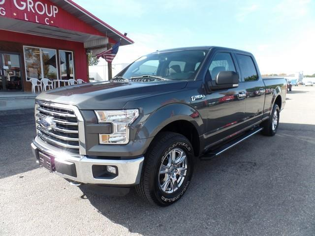 2016 ford f 150 king ranch 4x4 king ranch 4dr supercrew 6 5 ft sb for sale in mount pleasant. Black Bedroom Furniture Sets. Home Design Ideas