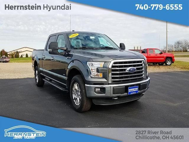 2016 ford f 150 king ranch 4x4 king ranch 4dr supercrew 6 5 ft sb for sale in chillicothe ohio. Black Bedroom Furniture Sets. Home Design Ideas