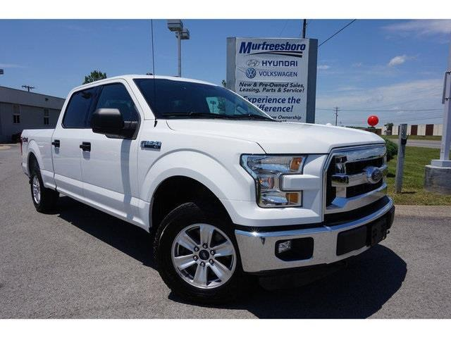 2016 Ford F-150 King Ranch 4x4 King Ranch 4dr SuperCrew 6 ...