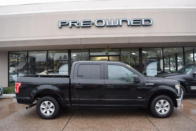 2016 Ford F-150 Lariat 4x2 Lariat 4dr SuperCrew 5.5 ft.