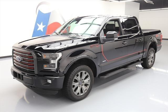 2016 ford f 150 lariat 4x4 lariat 4dr supercrew 5 5 ft sb. Black Bedroom Furniture Sets. Home Design Ideas