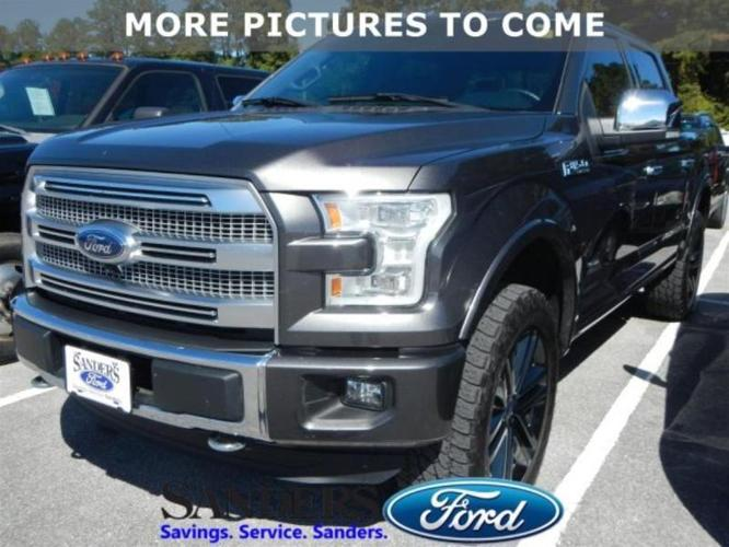 2016 ford f 150 limited 4x4 limited 4dr supercrew 5 5 ft. Black Bedroom Furniture Sets. Home Design Ideas