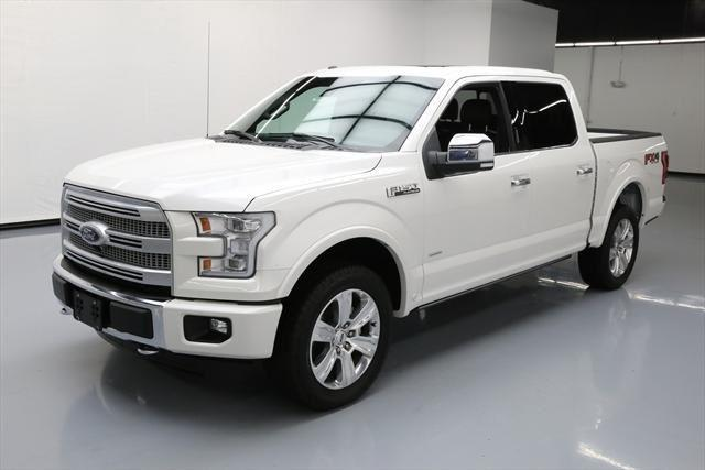 2016 ford f 150 platinum 4x4 platinum 4dr supercrew 6 5 ft sb for sale in houston texas. Black Bedroom Furniture Sets. Home Design Ideas