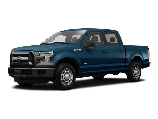 2016 Ford F-150 Platinum 4x4 Platinum 4dr SuperCrew 6.5
