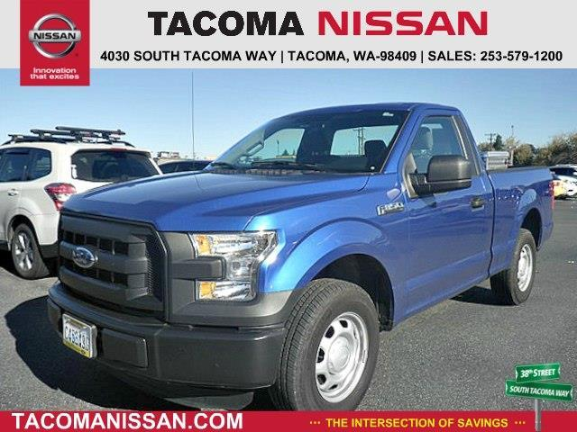 2016 ford f 150 xl 4x2 xl 2dr regular cab 6 5 ft sb for sale in tacoma washington classified. Black Bedroom Furniture Sets. Home Design Ideas