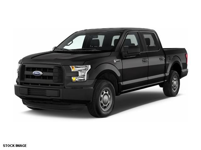 2016 Ford F-150 XL 4x2 XL 4dr SuperCrew 5.5 ft. SB