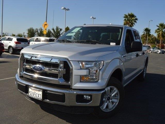 2016 ford f 150 xl 4x2 xl 4dr supercrew 5 5 ft sb for sale in indio california classified. Black Bedroom Furniture Sets. Home Design Ideas