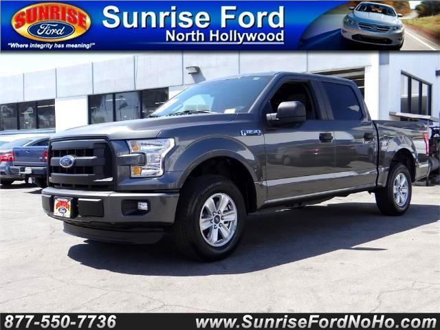 2016 ford f 150 xl 4x2 xl 4dr supercrew 5 5 ft sb for sale in north hollywood california. Black Bedroom Furniture Sets. Home Design Ideas