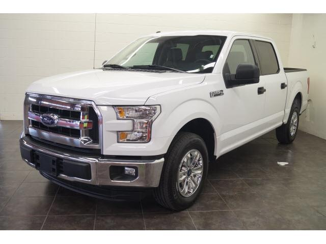 2016 Ford F-150 XL 4x2 XL 4dr SuperCrew 6.5 ft. SB