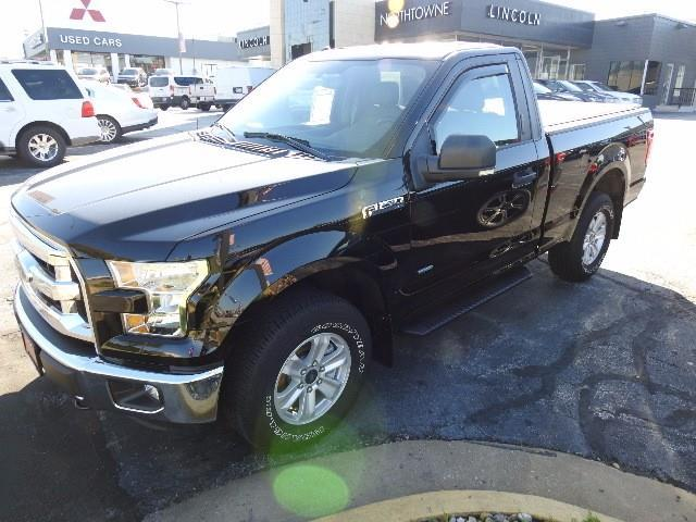 2016 Ford F-150 XL 4x4 XL 2dr Regular Cab 6.5 ft. SB