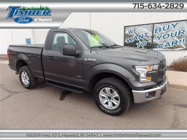 2016 ford f 150 xl 4x4 xl 2dr regular cab 6 5 ft sb for sale in hayward wisconsin classified. Black Bedroom Furniture Sets. Home Design Ideas