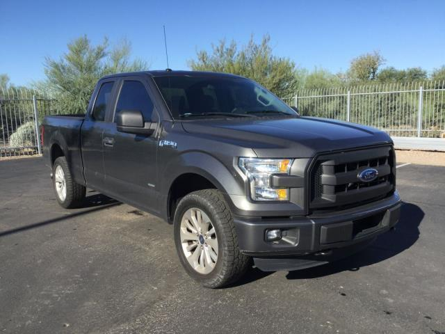 2016 Ford F-150 XL 4x4 XL 4dr SuperCab 6.5 ft. SB