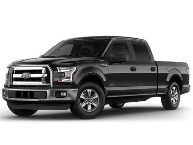 2016 Ford F-150 XL 4x4 XL 4dr SuperCrew 5.5 ft. SB