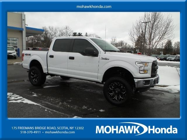 2016 ford f 150 xl 4x4 xl 4dr supercrew 5 5 ft sb for sale in schenectady new york classified. Black Bedroom Furniture Sets. Home Design Ideas