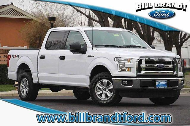 2016 ford f 150 xl 4x4 xl 4dr supercrew 5 5 ft sb for sale in brentwood california classified. Black Bedroom Furniture Sets. Home Design Ideas