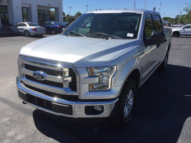 2016 ford f 150 xl 4x4 xl 4dr supercrew 5 5 ft sb for sale in panama city florida classified. Black Bedroom Furniture Sets. Home Design Ideas