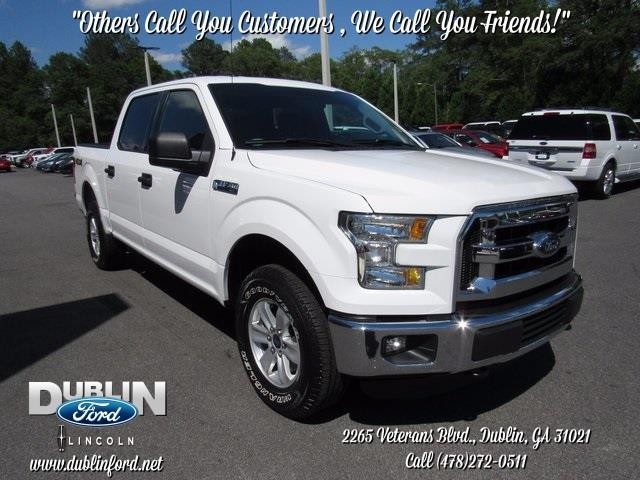 2016 ford f 150 xl 4x4 xl 4dr supercrew 5 5 ft sb for sale in dublin georgia classified. Black Bedroom Furniture Sets. Home Design Ideas