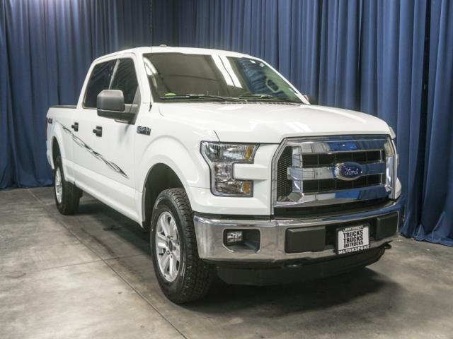 2016 ford f 150 xl 4x4 xl 4dr supercrew 6 5 ft sb for sale in edgewood washington classified. Black Bedroom Furniture Sets. Home Design Ideas