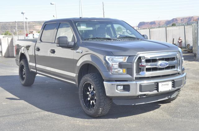 2016 ford f 150 xl 4x4 xl 4dr supercrew 6 5 ft sb for sale in saint george utah classified. Black Bedroom Furniture Sets. Home Design Ideas