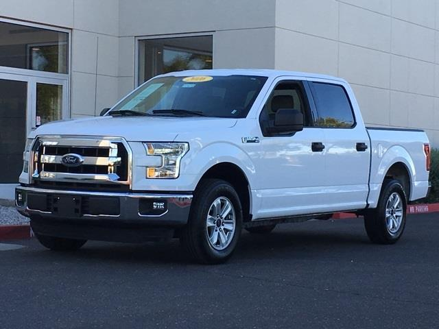2016 ford f 150 xlt 4x2 xlt 4dr supercrew 5 5 ft sb for sale in peoria arizona classified. Black Bedroom Furniture Sets. Home Design Ideas