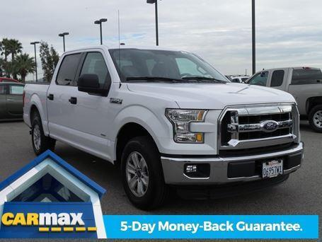 2016 Ford F-150 XLT 4x2 XLT 4dr SuperCrew 6.5 ft. SB