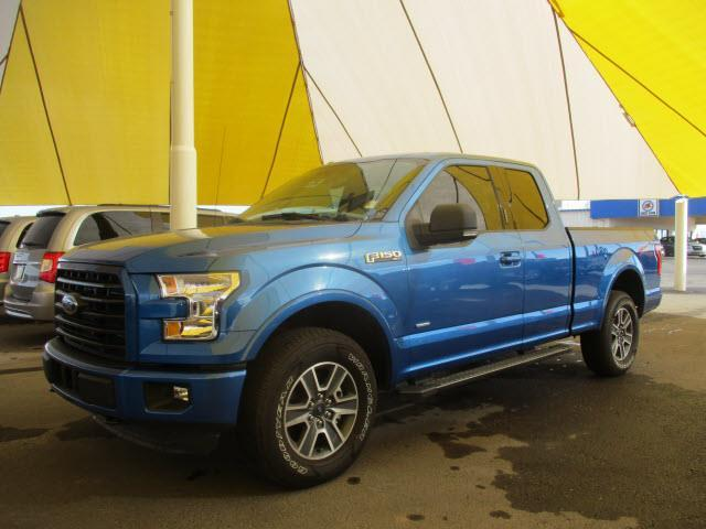 2016 ford f 150 xlt 4x4 xlt 4dr supercab 6 5 ft sb for sale in deming new mexico classified. Black Bedroom Furniture Sets. Home Design Ideas