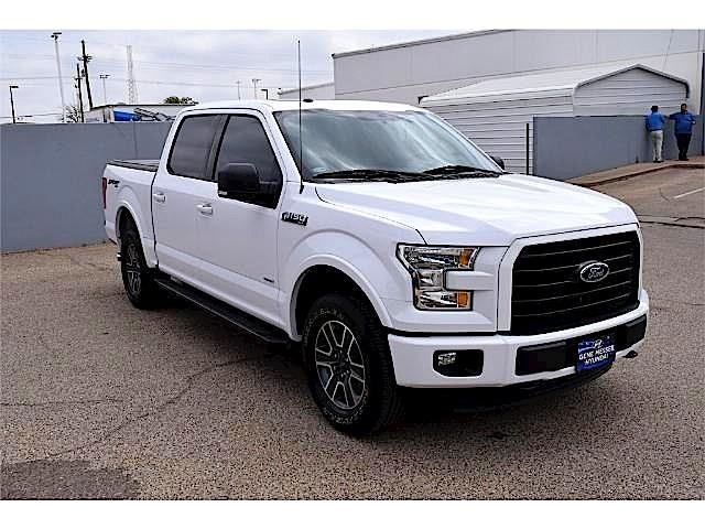 2016 ford f 150 xlt 4x4 xlt 4dr supercrew 5 5 ft sb for sale in lubbock texas classified. Black Bedroom Furniture Sets. Home Design Ideas
