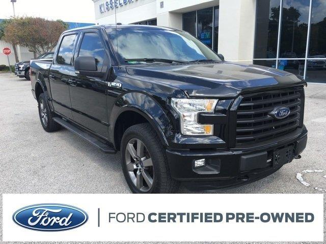 2016 ford f 150 xlt 4x4 xlt 4dr supercrew 5 5 ft sb for sale in saint cloud florida classified. Black Bedroom Furniture Sets. Home Design Ideas