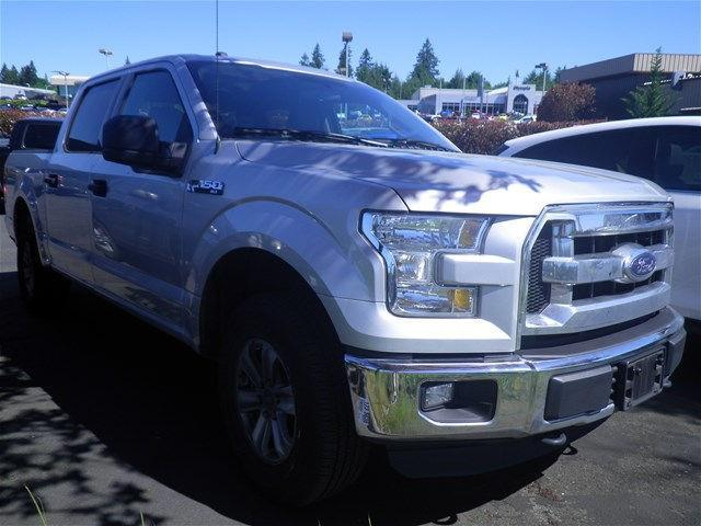 2016 ford f 150 xlt 4x4 xlt 4dr supercrew 5 5 ft sb for sale in olympia washington classified. Black Bedroom Furniture Sets. Home Design Ideas