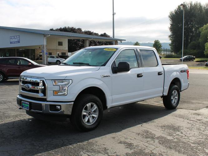 2016 ford f 150 xlt 4x4 xlt 4dr supercrew 5 5 ft sb for sale in longview washington classified. Black Bedroom Furniture Sets. Home Design Ideas