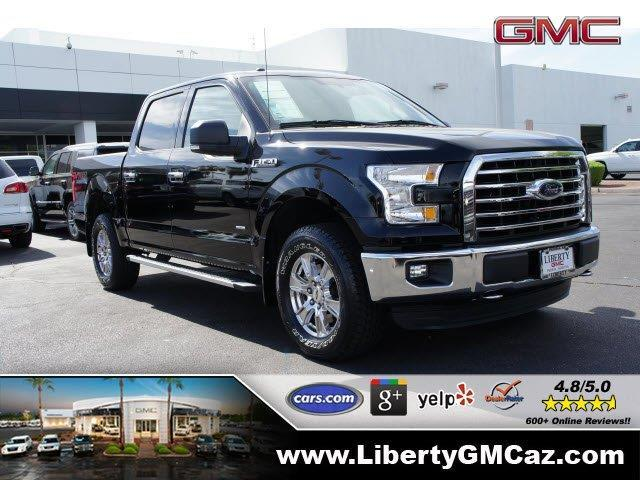2016 ford f 150 xlt 4x4 xlt 4dr supercrew 5 5 ft sb for sale in peoria arizona classified. Black Bedroom Furniture Sets. Home Design Ideas