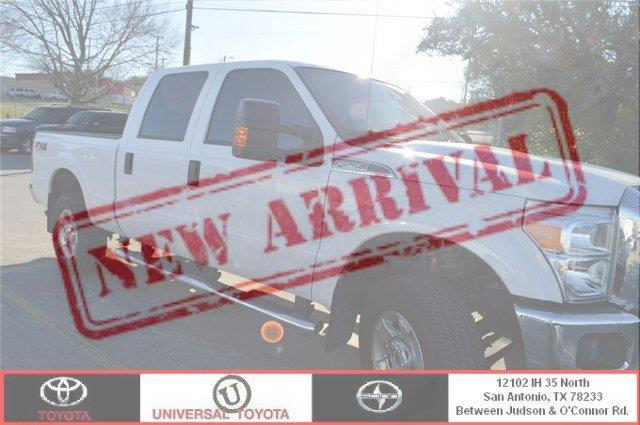 2016 Ford F-250 Super Duty King Ranch 4x4 King Ranch