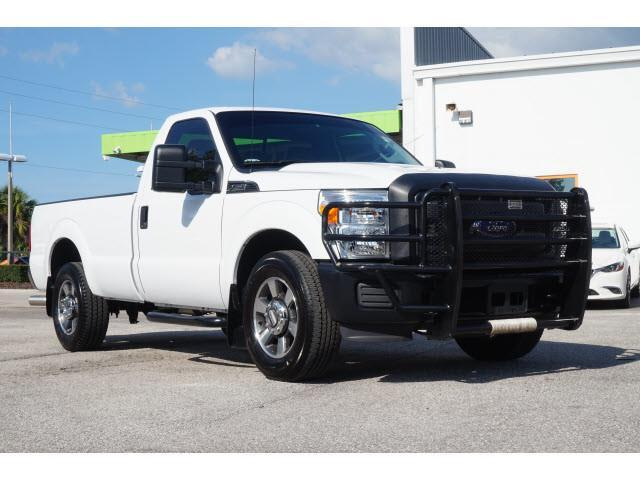 2016 ford f 250 super duty xl 4x2 xl 2dr regular cab 8 ft lb pickup for sale in port richey. Black Bedroom Furniture Sets. Home Design Ideas