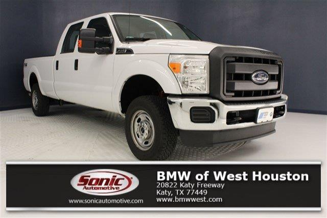 2016 Ford F-250 Super Duty XL 4x4 XL 4dr Crew Cab 6.8