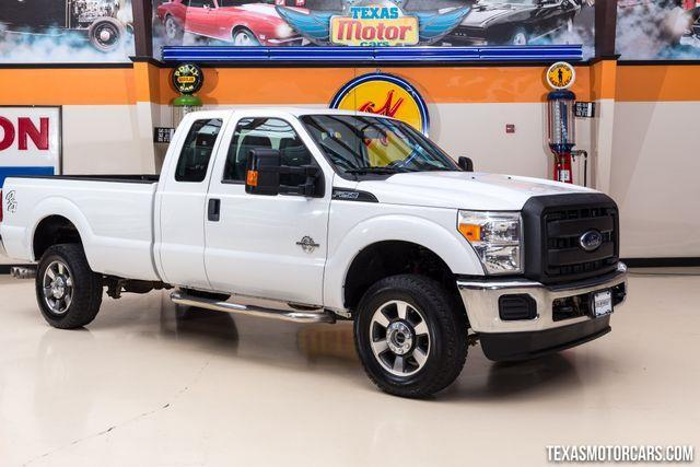 2016 Ford F-250 Super Duty XL 4x4 XL 4dr SuperCab 6.8