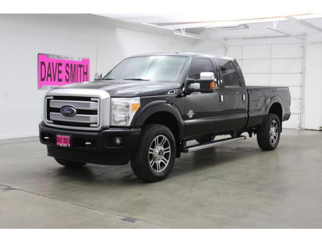 2016 Ford F-350 Super Duty Platinum 4x4 Platinum 4dr