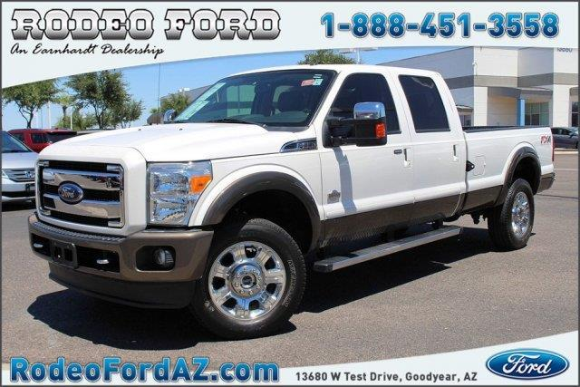 2016 ford f 350 super duty xlt 4x4 xlt 4dr crew cab 6 8 ft sb srw pickup for sale in goodyear. Black Bedroom Furniture Sets. Home Design Ideas