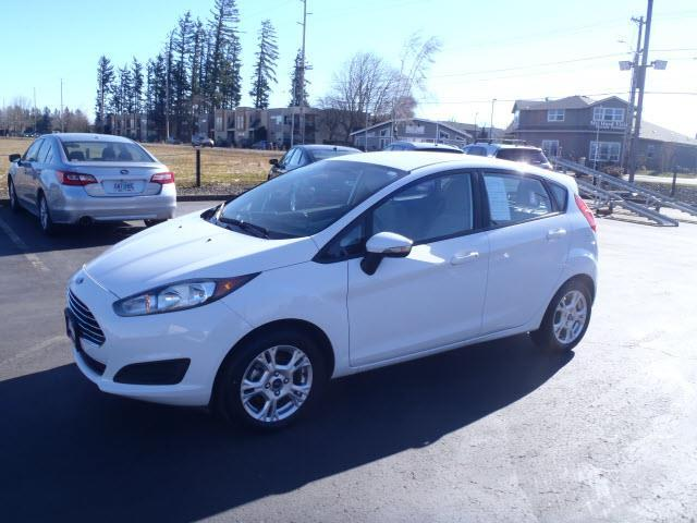 2016 ford fiesta se se 4dr hatchback for sale in gresham oregon classified. Black Bedroom Furniture Sets. Home Design Ideas