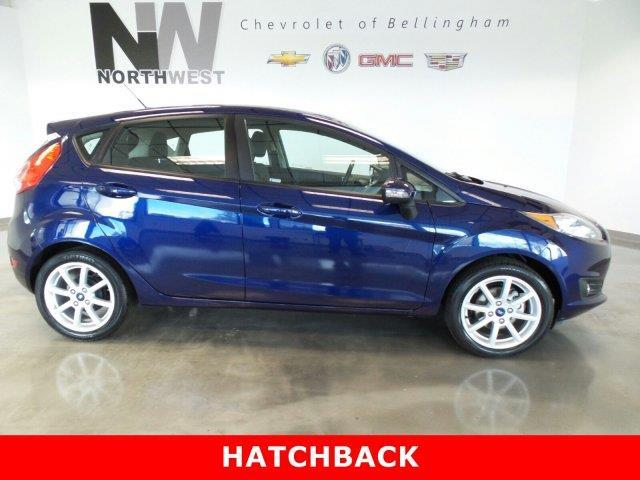 2016 ford fiesta se se 4dr hatchback for sale in bellingham washington classified. Black Bedroom Furniture Sets. Home Design Ideas