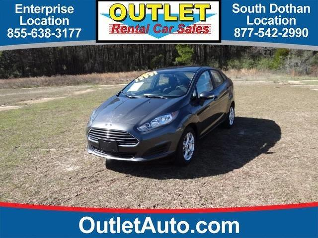 2016 Ford Fiesta SE SE 4dr Sedan