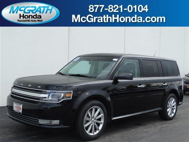 2016 ford flex limited awd limited 4dr crossover for sale in elgin illinois classified. Black Bedroom Furniture Sets. Home Design Ideas