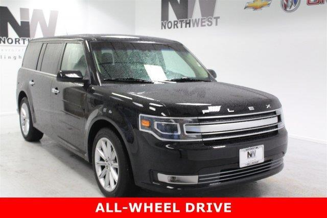 2016 ford flex limited awd limited 4dr crossover for sale in bellingham washington classified. Black Bedroom Furniture Sets. Home Design Ideas