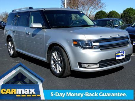 2016 Ford Flex Limited AWD Limited 4dr Crossover